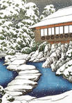Water and Shadow: the prints of Kawase Hasui 4