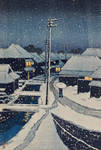 Water and Shadow: the prints of Kawase Hasui 5