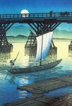 Water and Shadow: the prints of Kawase Hasui 6