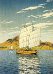 Water and Shadow: the prints of Kawase Hasui 8