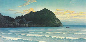 Water and Shadow: the prints of Kawase Hasui 28
