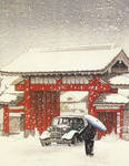 Water and Shadow: the prints of Kawase Hasui 29
