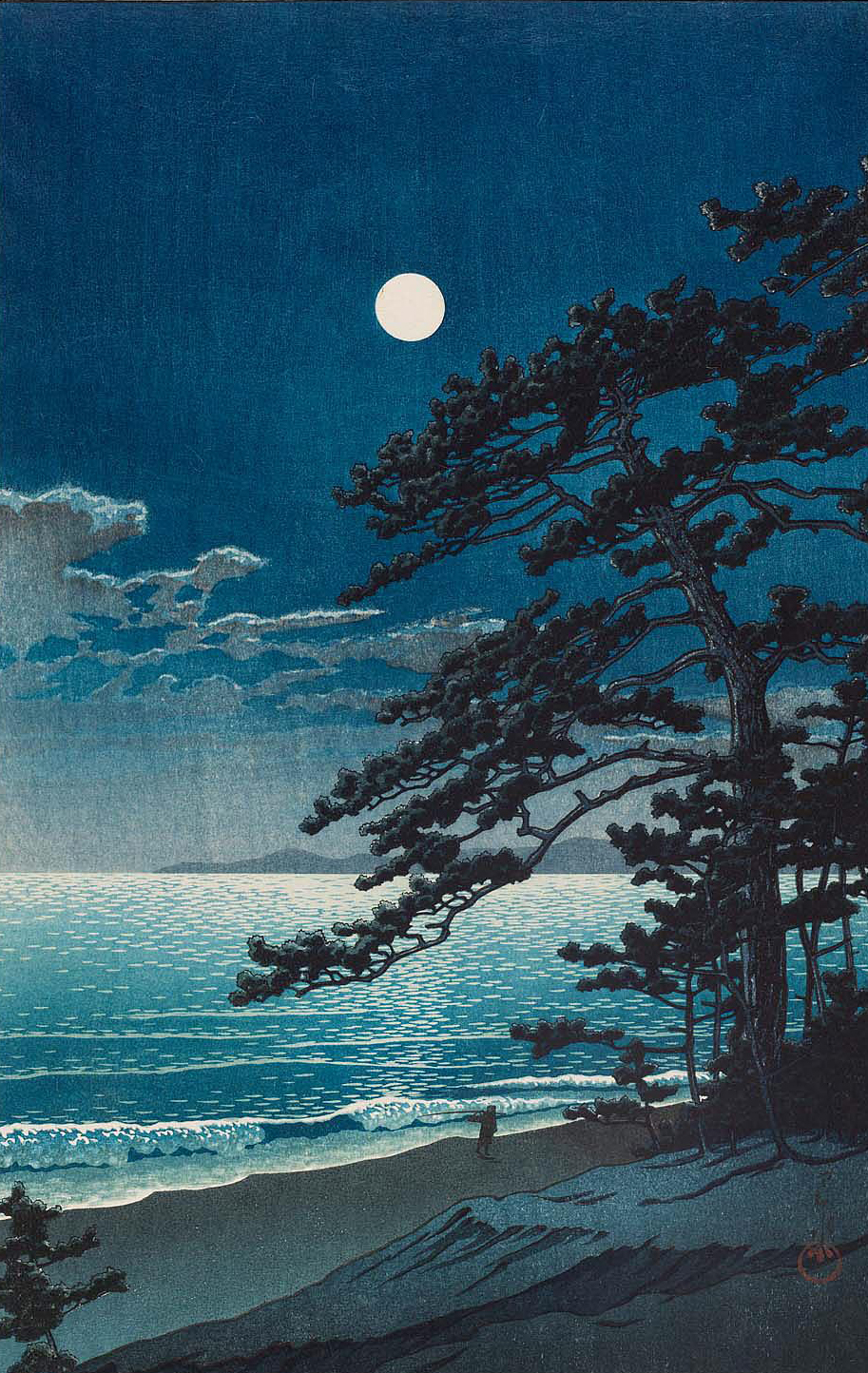 Water and Shadow: the prints of Kawase Hasui 33
