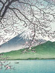 Water and Shadow: the prints of Kawase Hasui 38