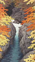 Water and Shadow: the prints of Kawase Hasui 40