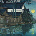 Water and Shadow: the prints of Kawase Hasui 48