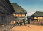Water and Shadow: the prints of Kawase Hasui 43