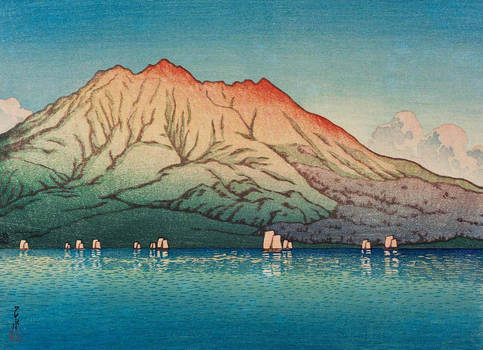 Water and Shadow: the prints of Kawase Hasui 49