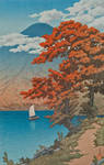 Water and Shadow: the prints of Kawase Hasui 58
