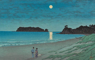 Water and Shadow: the prints of Kawase Hasui 63