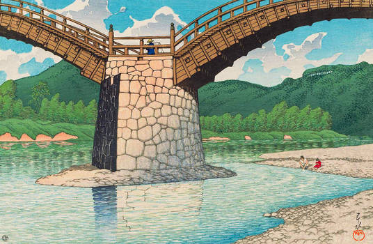 Water and Shadow: the prints of Kawase Hasui 67