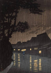Water and Shadow: the prints of Kawase Hasui 71