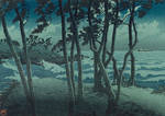 Water and Shadow: the prints of Kawase Hasui 72