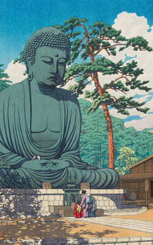 Water and Shadow: the prints of Kawase Hasui 85