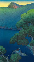 Water and Shadow: the prints of Kawase Hasui 121