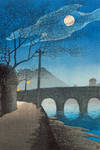 Water and Shadow: the prints of Kawase Hasui 124