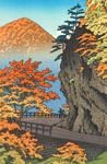 Water and Shadow: the prints of Kawase Hasui 103b