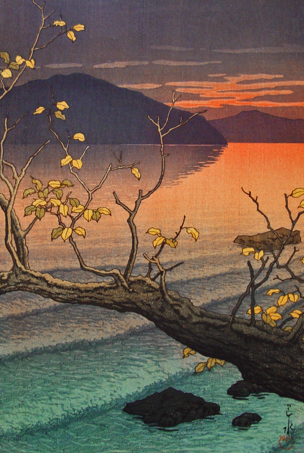Water and Shadow: the prints of Kawase Hasui 115