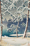 Water and Shadow: the prints of Kawase Hasui 135