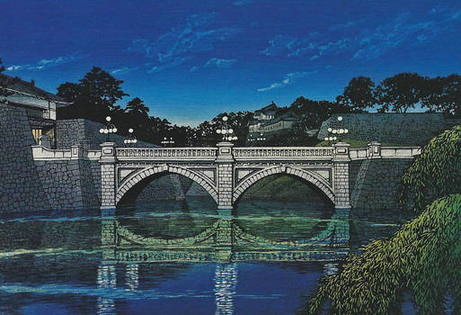 Water and Shadow: the prints of Kawase Hasui161