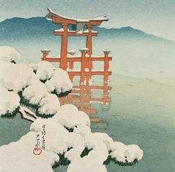 Water and Shadow: the prints of Kawase Hasui173