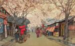 the Inland sea: the prints of Hiroshi Yoshida 5