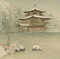 Water and Shadow: the prints of Kawase Hasui174