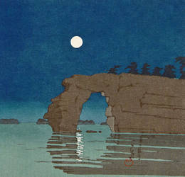 Water and Shadow: the prints of Kawase Hasui175