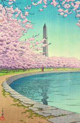 Water and Shadow: the prints of Kawase Hasui176