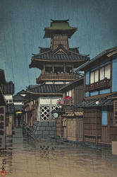 Water and Shadow: the prints of Kawase Hasui169