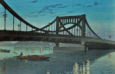 Water and Shadow: the prints of Kawase Hasui170
