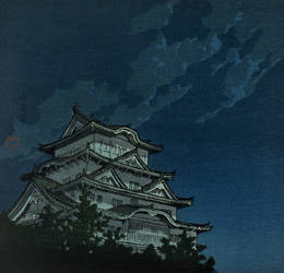 Water and Shadow: the prints of Kawase Hasui172