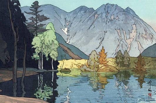 the Inland sea: the prints of Hiroshi Yoshida 36