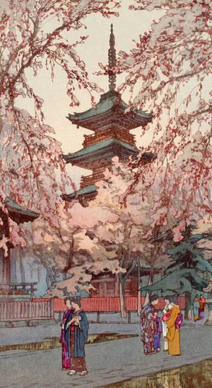 the Inland sea: the prints of Hiroshi Yoshida 38