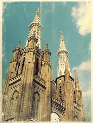 Katedral Church by higuRation
