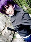 Saito hajime cosplay