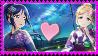 Kanamari Love Live Shipping Stamp by Star121