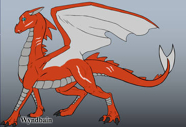 Me as a Dragon