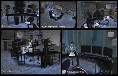 Croft Manor in The Sims 2 by AnastasiyaKosenko