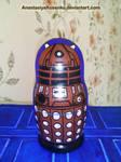Matryoshka Dalek - Doctor Who nesting doll