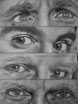 The Doctor's eyes - Doctor Who?