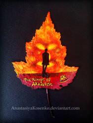 Doctor Who - The Rings of Akhaten  (maple-leaf) by AnastasiyaKosenko