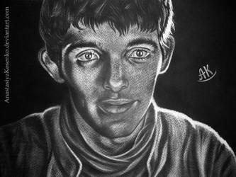 Merlin - Great destiny by AnastasiyaKosenko
