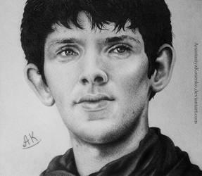 Merlin - Magic is his destiny by AnastasiyaKosenko