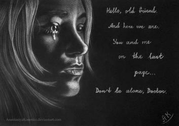 Doctor Who - Amelia Williams afterword... by AnastasiyaKosenko