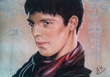 Merlin - Arthur will rise again... by AnastasiyaKosenko