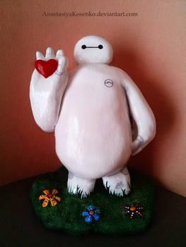 Big Hero 6 - Baymax on Valentine's day