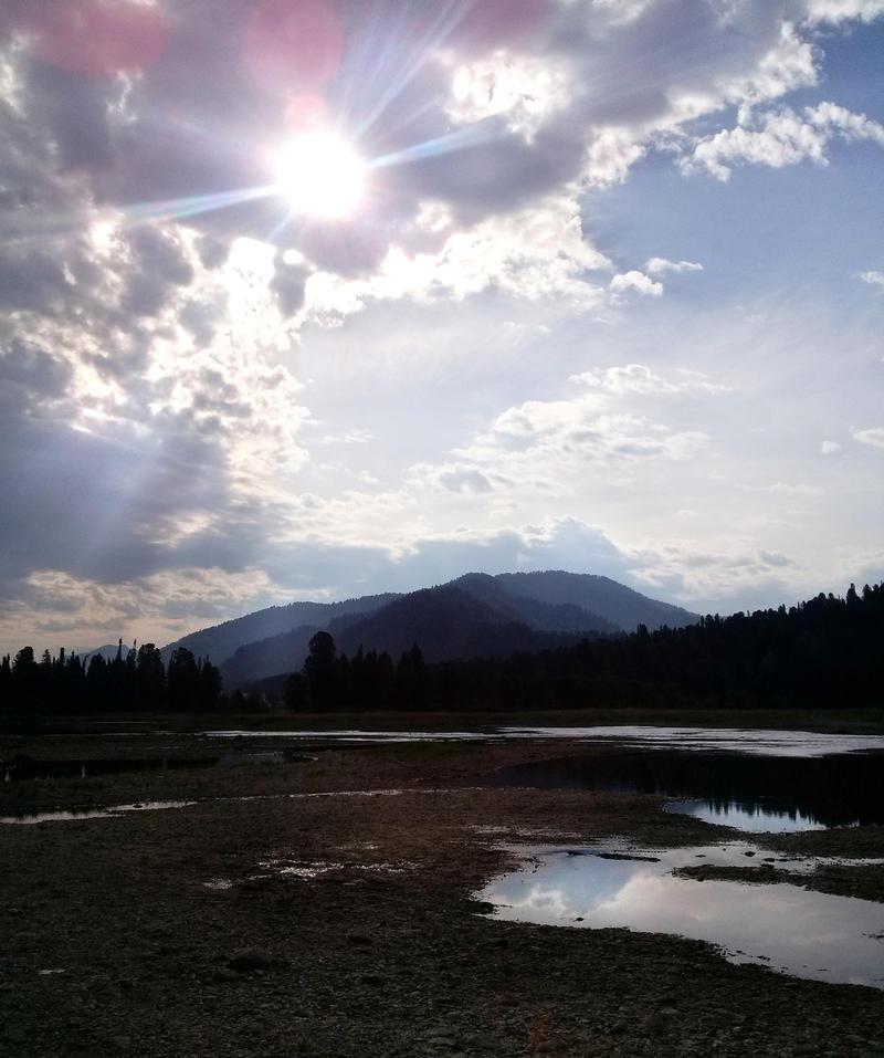 Incredible sky of Altai by AnastasiyaKosenko