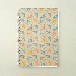 Notebook: Rainy Days