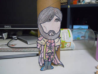Mengsk: The Little (Paper) Dictator by TheSleepingRookie